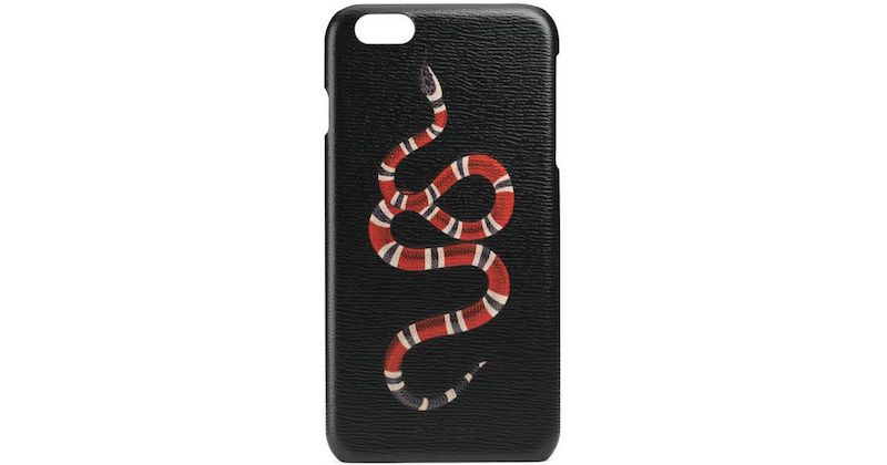 gucci-Black-Kingsnake-Print-Iphone-6-Plus-Case